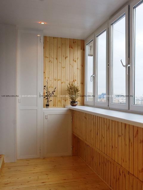 """Галерея """"балконы"""" компании эколайн."""