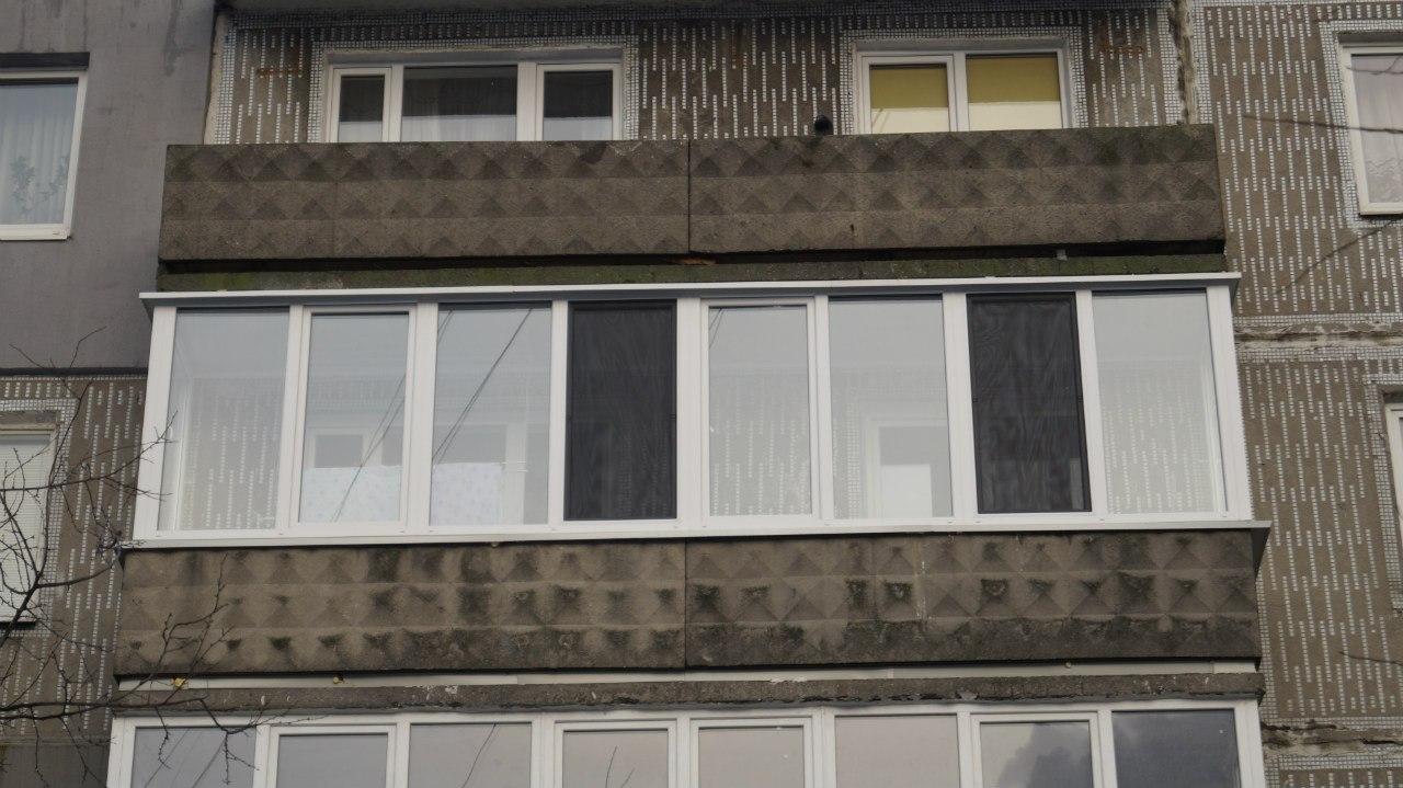 """Галерея """"балконы"""" компании семененко т. с."""