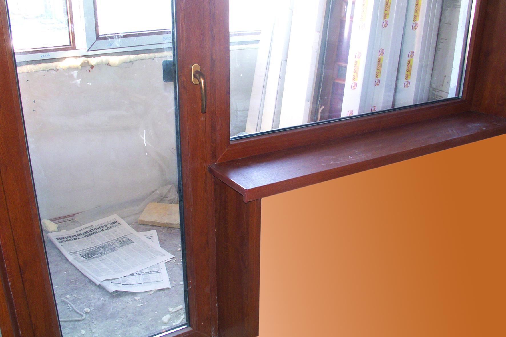 """Галерея """"окна"""" компании рондо."""