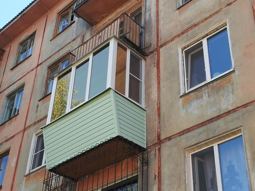 """Галерея """"балконы"""" компании люксокно."""